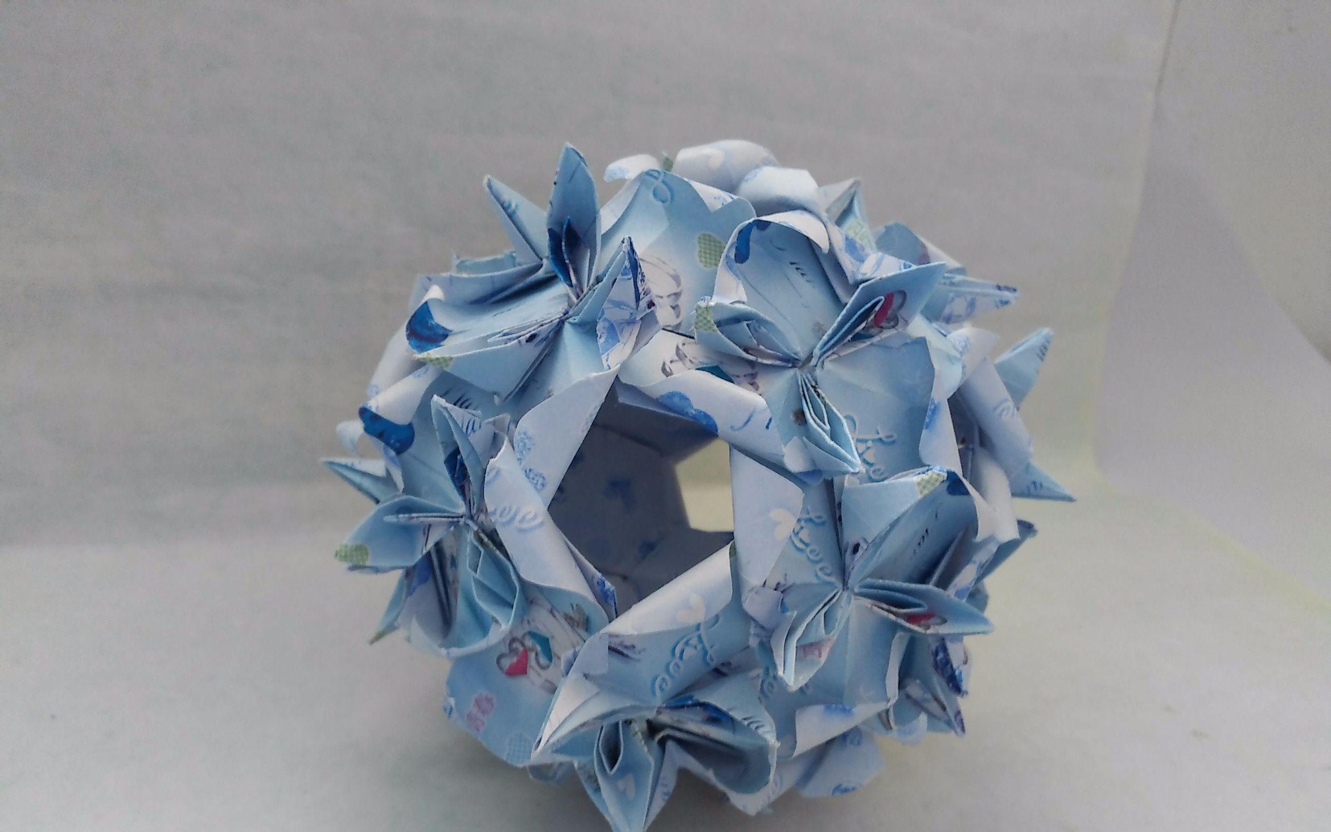 神奇海螺的花球教程 04 凝花