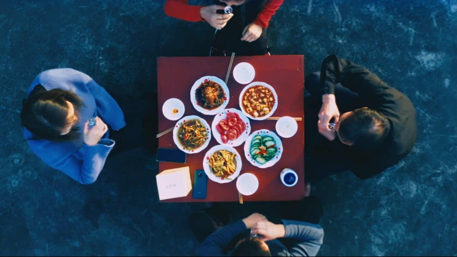 公益微电影《一碗剩饭》