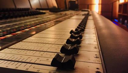 音频工作室
