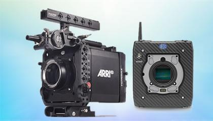 电影摄像机FS7